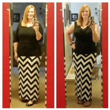 I Am Down 12 Lbs Before Pic Was May 15 2017 After Is June 20 Since Having The Mirena Removed 5 Years And For First Time Actually
