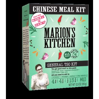 New Food Review Marion S Kitchen General Tso Chinese Meal Kit