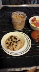 Apple Cinnamon Refrigerator Oatmeal