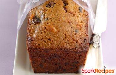 Apricot-Orange Bread RECIPE