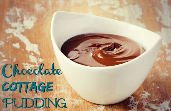 Chocolate Cottage Pudding