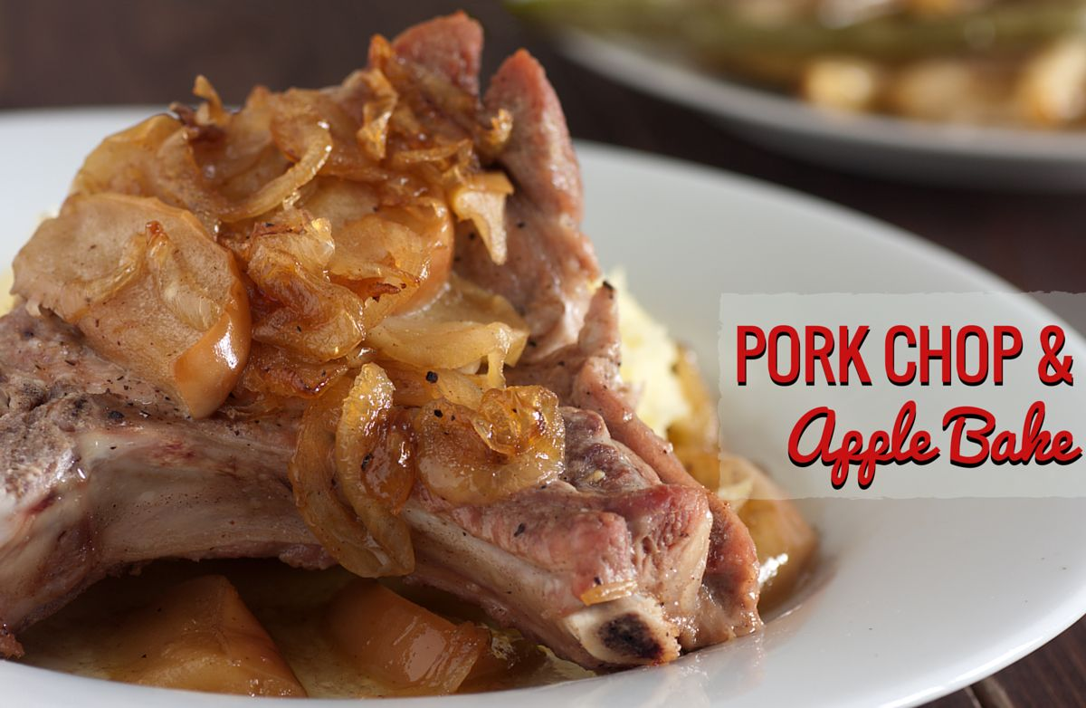 Pork Chops Made With Apple Jelly Recipes Sparkrecipes