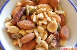 Roasted Nuts & Seeds Snacks