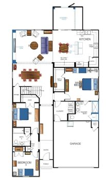 Day 111: Drawing Floor Plans in MS Word